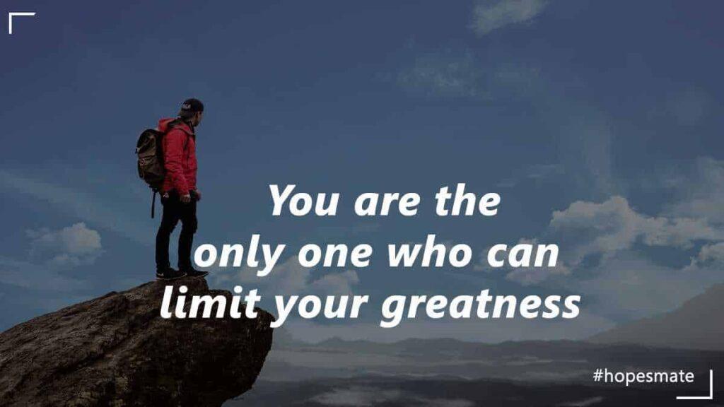 gain confidence and self-esteem
