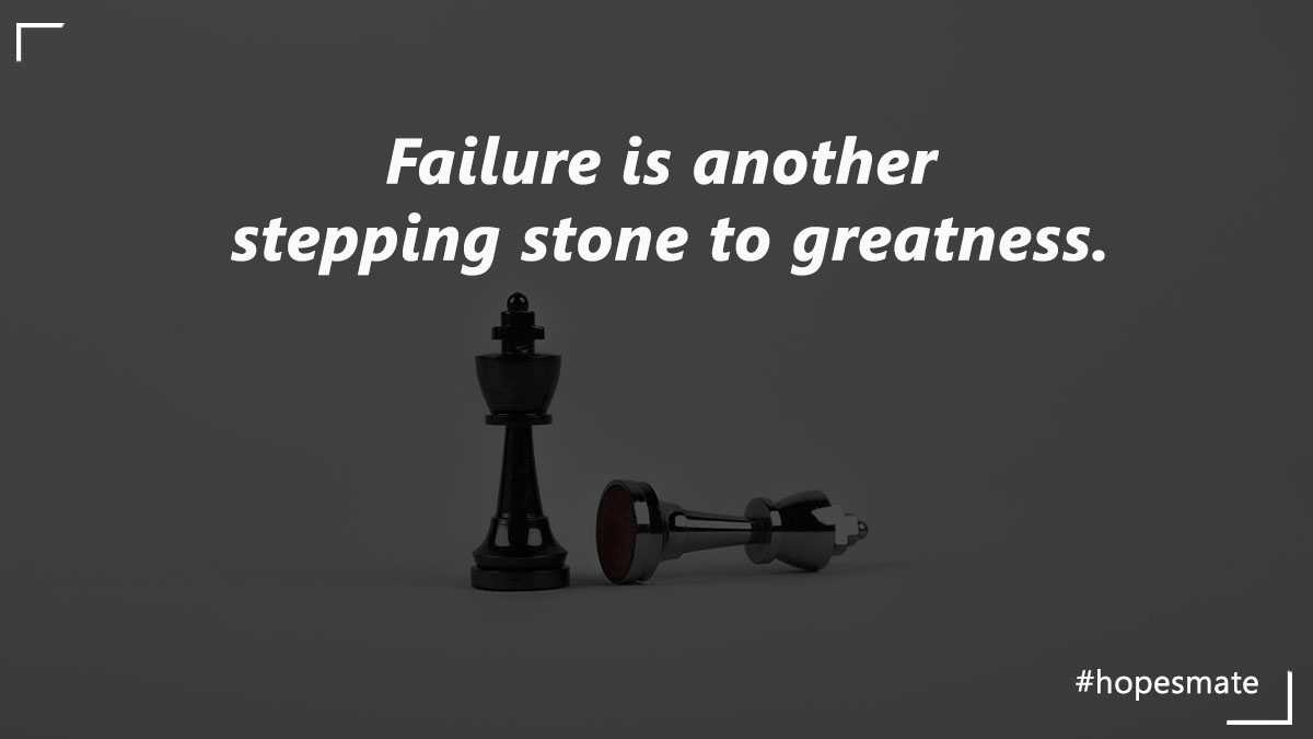 learn from failures