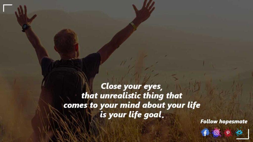 best life goals quotes