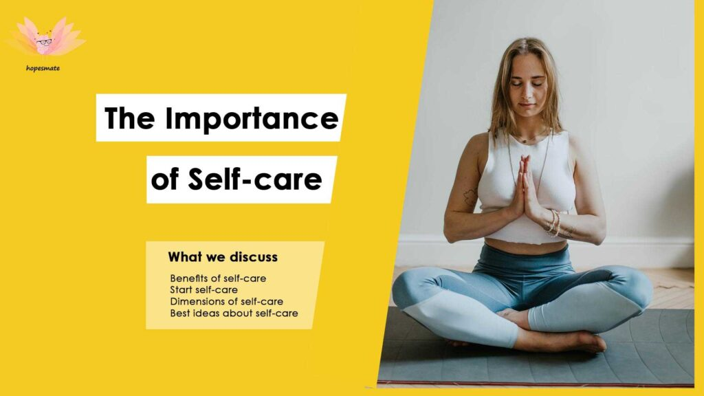 The importance of self-care | Best self-care ideas for teens