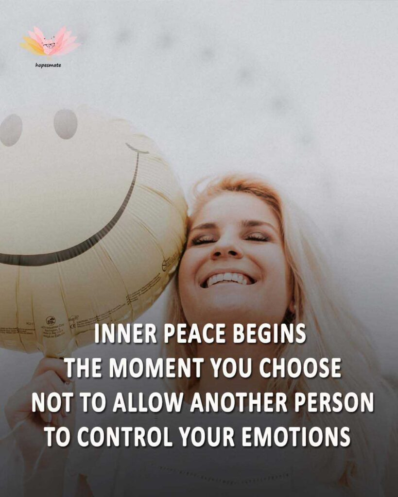 inner peace comes with self-love - best self-love quotes for girls