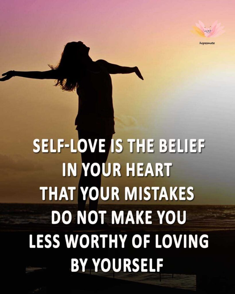 you are worthy enough - best self-love quotes for girls