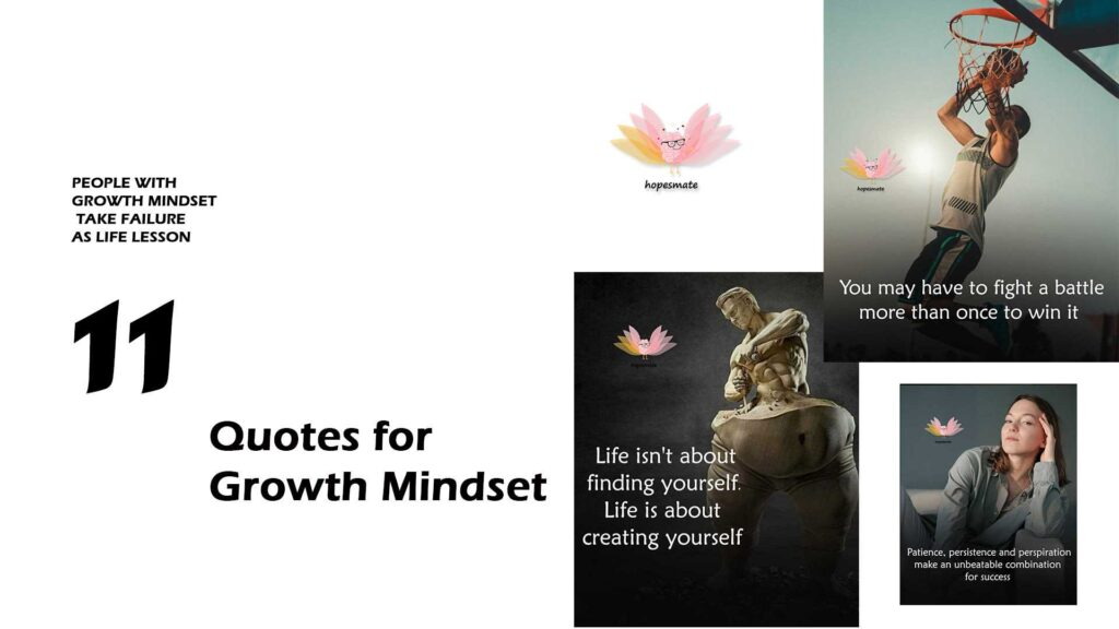 quotes for success Mindset